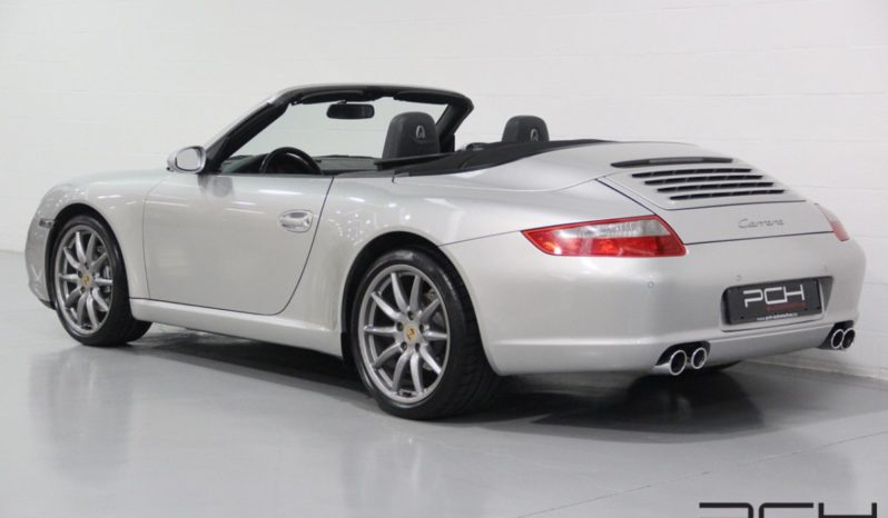 porsche 997 cabriolet les annonces collection. Black Bedroom Furniture Sets. Home Design Ideas