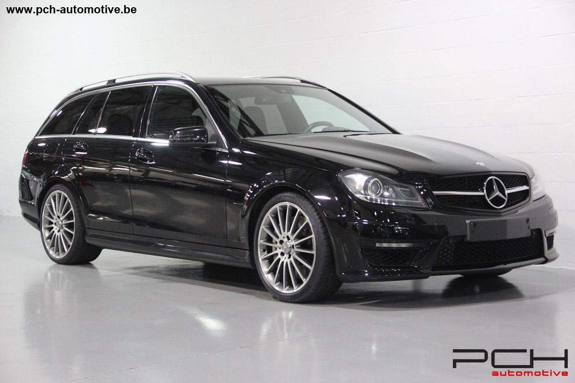 Mercedes benz c63 amg les annonces collection for Mercedes benz collection