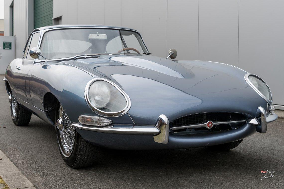 Good Jaguar E Type S1