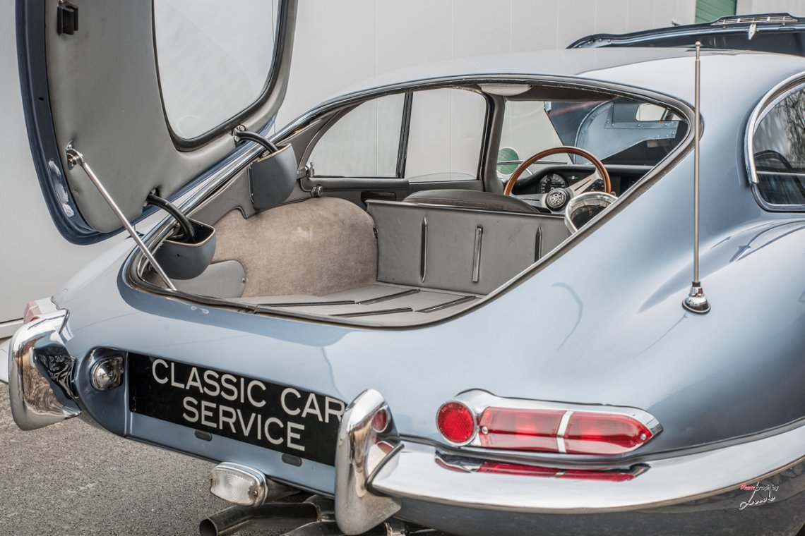 Jaguar E Type S1 Full
