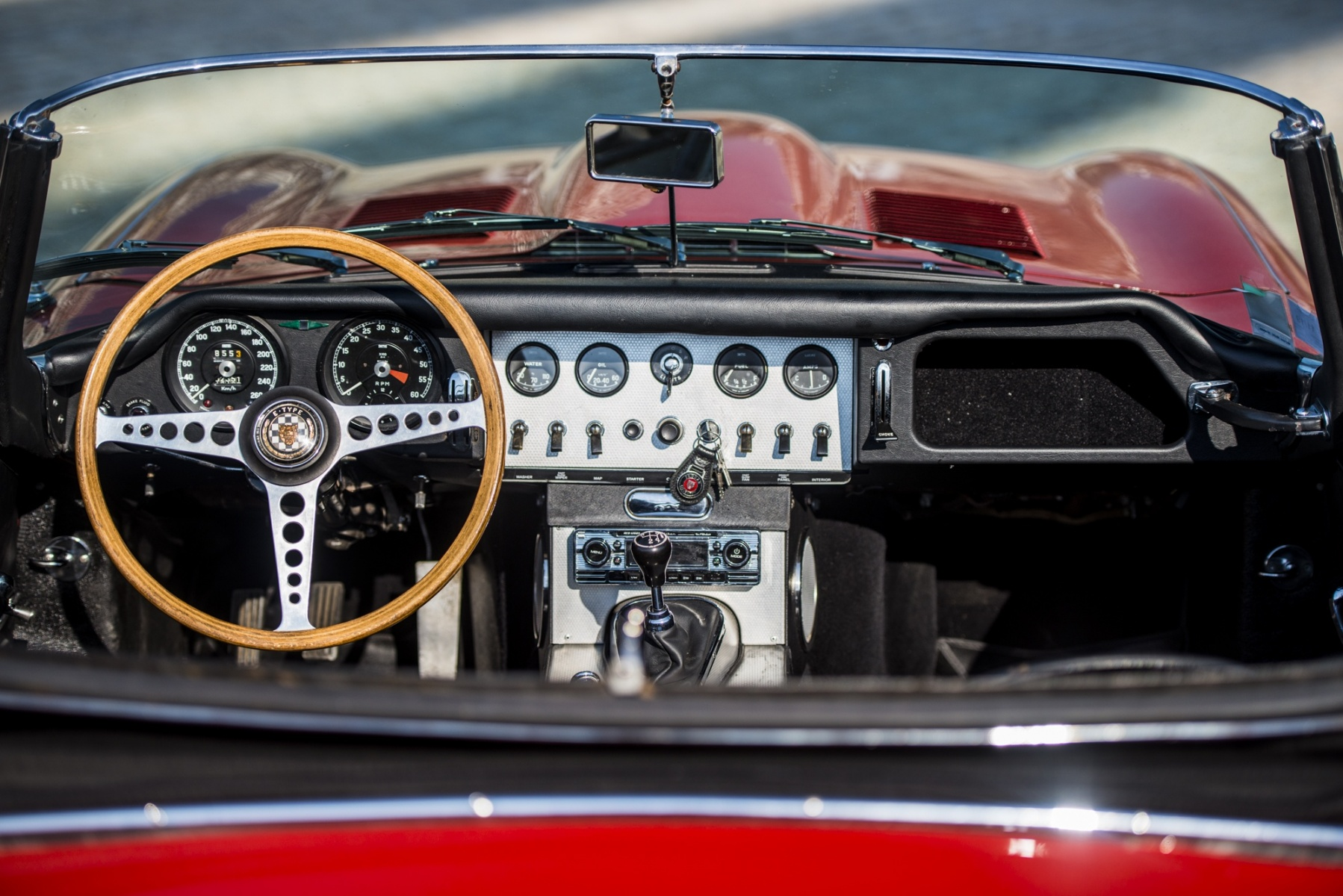 jaguar e type si roadster les annonces collection. Black Bedroom Furniture Sets. Home Design Ideas