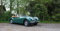 Jaguar XK120 Cabriolet
