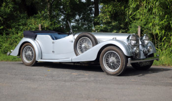 Alvis Speed 25 full