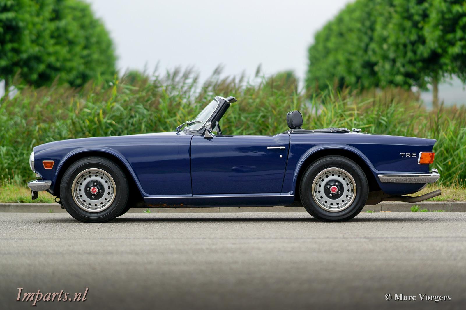 Triumph Tr6 Les Annonces Collection