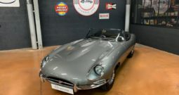 Jaguar Type E S1 Cabriolet