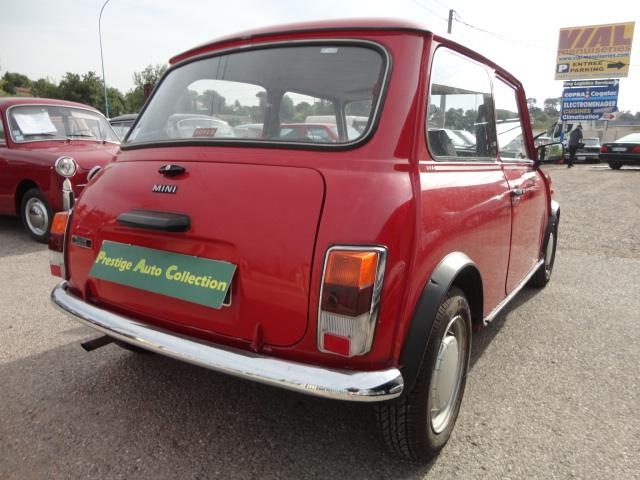 Austin Mini 1000   Les Annonces Collection