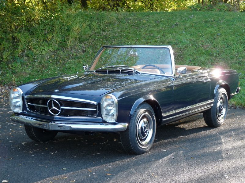 mercedes 230 sl pagode les annonces collection. Black Bedroom Furniture Sets. Home Design Ideas