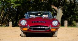Jaguar E Type Series II Roadster Auctions