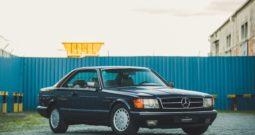 Mercedes Benz S Class 560 SEC