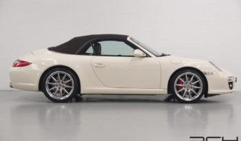 Porsche 997 Carrera S Cabriolet full