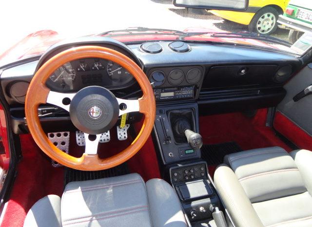 Alfa Romeo 2000 Spider full