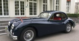 Jaguar XK140 FHC