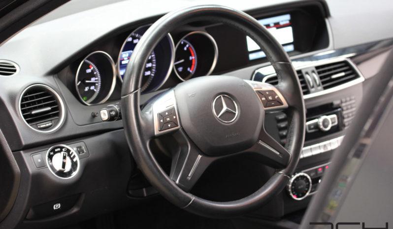 Mercedes-Benz C 180 CDI full