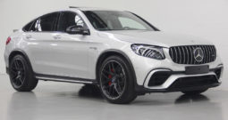 Mercedes Benz GLC 63 AMG S