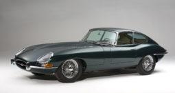 Jaguar Type E FHC