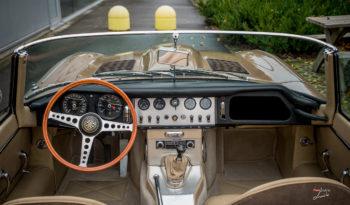 Jaguar E-Type full