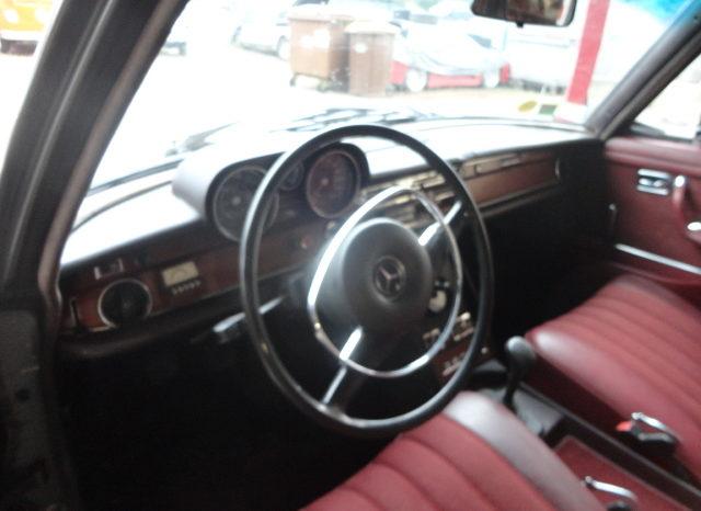 Mercedes 280SE full