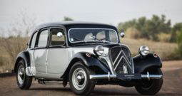 Citroen Traction Avant 11 B Familiale
