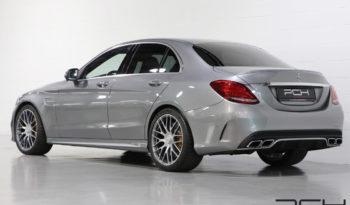 Mercedes-Benz C63 AMG S full