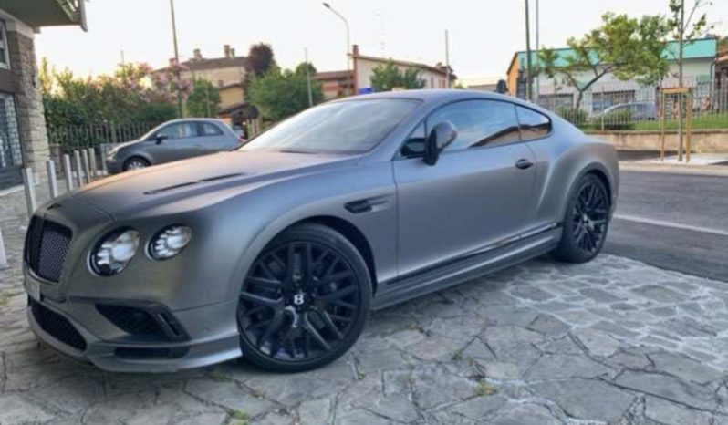 Bentley Continental SuperSports full
