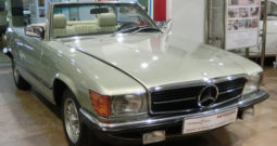 Mercedes Benz SL Cabriolet