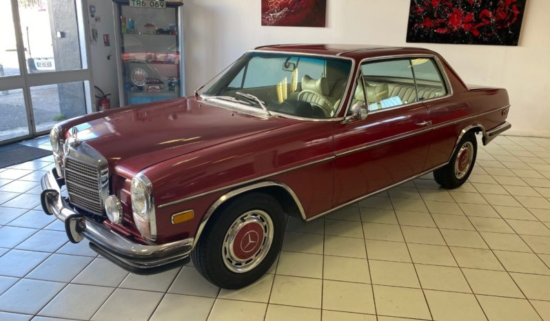 Mercedes Benz 280 Coupe full