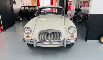 MGA coupe full