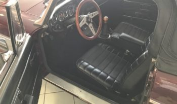 MG B Cabriolet full