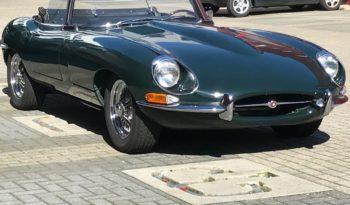 Jaguar E type Roadster full