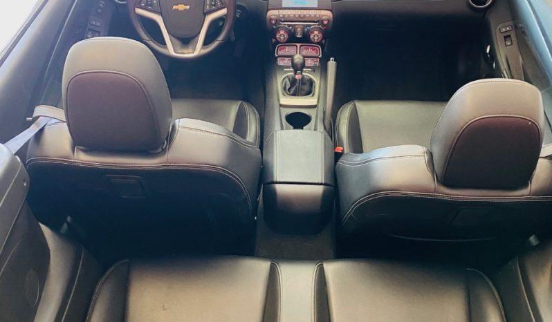 Chevrolet Camaro Cabriolet full