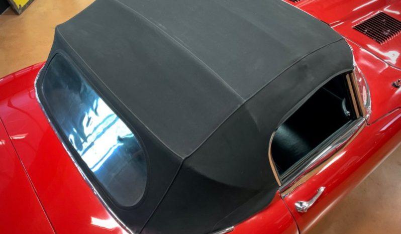 Jaguar Type E Serie 1 Cabriolet full