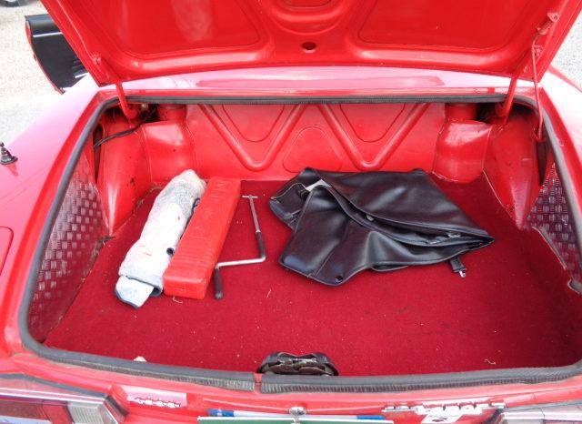 Fiat 124 Spider full
