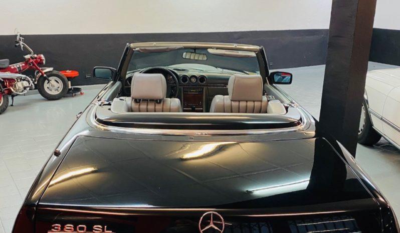 Mercedes Benz 380 SL full