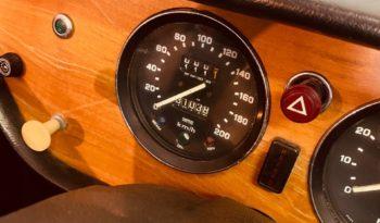 Triumph Spitfire 1500 full