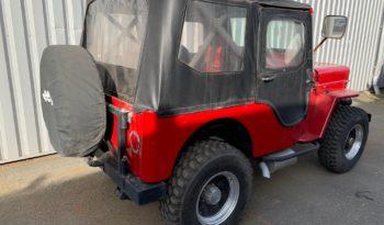 Jeep CJ3 full