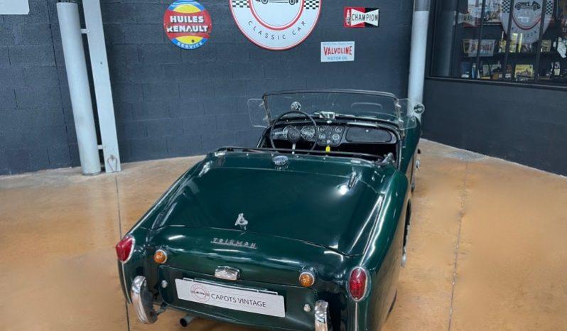 Triumph TR3 A full