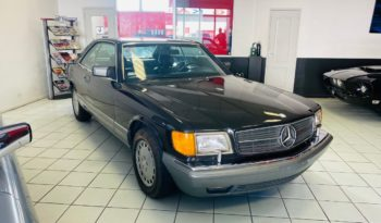 Mercedes Benz 560 SEC full