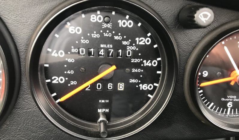 Porsche 911 Speedster full