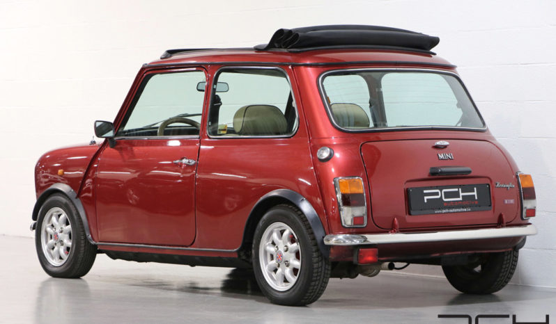 MINI Cooper Open Air full