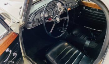 MGA 1600 coupe full
