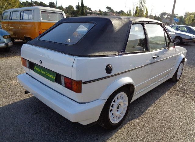 Volkswagen Golf Cabriolet full