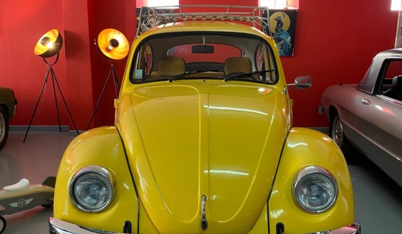 Volkswagen Coccinelle Coupe full