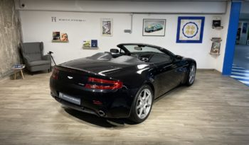 Aston Martin V8 Vantage Roadster full