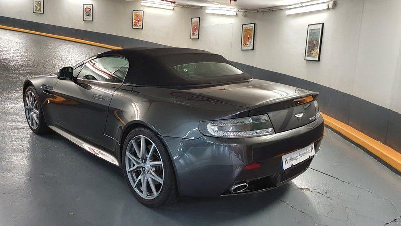 Aston Martin V8 Vantage Roadster S full