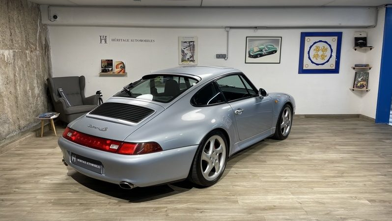 Porsche 993 Carrera 4S full
