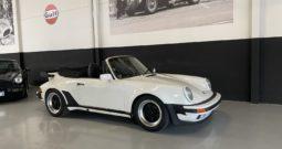 Porsche 911 Turbo look Cabriolet