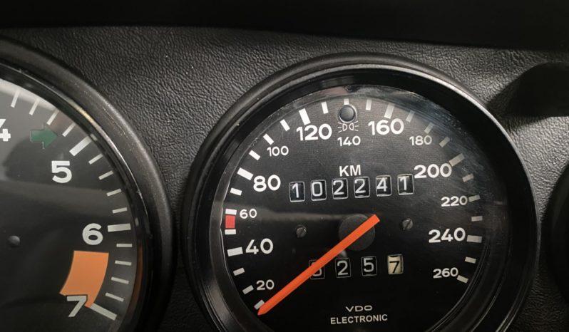 Porsche 911 Turbo look Cabriolet full