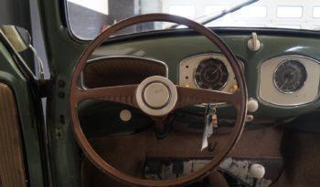 VW split window Deluxe Beetle full
