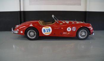 Collection Jaguar XK 140 Cabriolet full