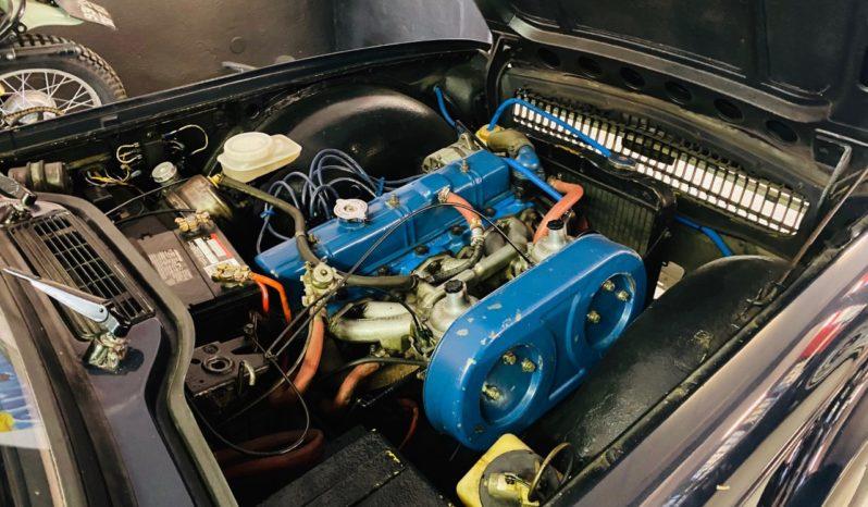 Triumph TR6 Cabriolet full